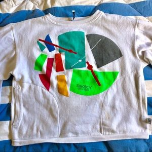 Vintage Swatch Sweatshirt